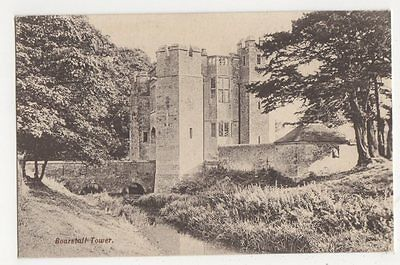 Buckinghamshire, Aylesbury, Boarstall Tower Postcard, B068