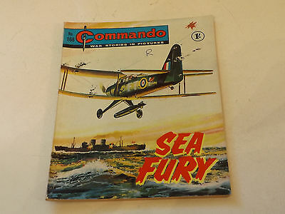 Commando War Comic Number 168,1965 Issue,good For Age,52 Years Old,very Rare.