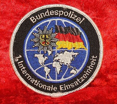 1st International Covenant Federal Police Germany Frontex