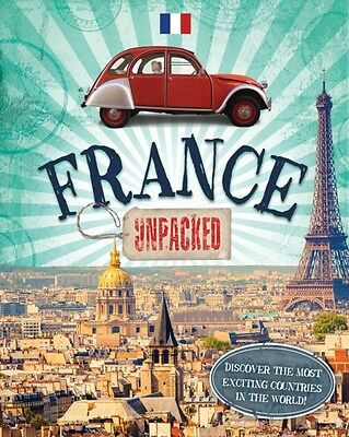 France (Unpacked) (Paperback), Gifford, Clive, 9780750284165