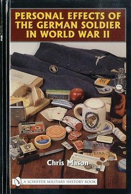 Personal Effects of the German Soldier in World War II (Hardcover. 9780764322556
