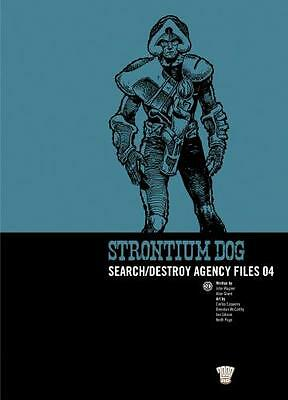 Strontium Dog: Search/destroy Agency Files: v. 4 (2000 Ad Strontium Dog 4) (Pap.