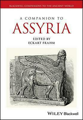 Companion to Assyria Hardcover Book Free Shipping!