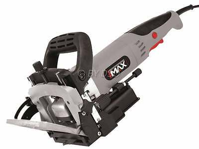 Hilka Max 900w Biscuit Jointer Size 0, 10 and 20 Dust Bag 45 to 90 Degree Depth