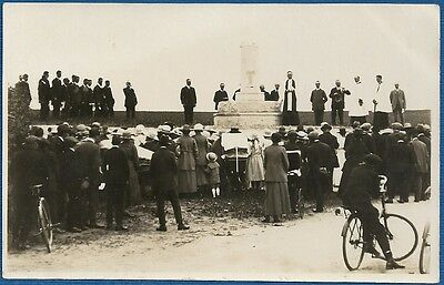 RP Postcard - War Memorial, West Somerton, Norfolk