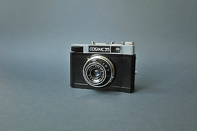 Vintage Russian Photocamera ,,COSMIC 35,, 35mm film 40mm lens