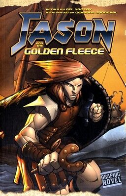 Jason and the Golden Fleece (Graphic Myths) (Paperback), Yomtov, . 9781406214284