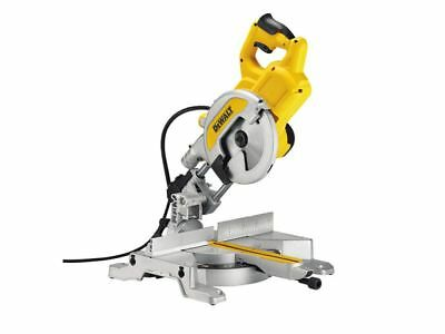 DEWALT DWS777 216mm XPS Crosscut Mitre Saw 1800 Watt 110 Volt