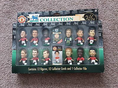 Corinthian 12 Player 1995 Manchester United Squad MU12p complete