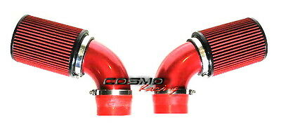 CAI COLD AIR Intake PORSCHE 955/957 Cayenne-Turbo 03-10 V8 High Flow Filters