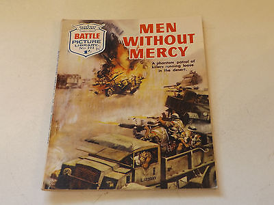 BATTLE PICTURE LIBRARY NO 223,dated 1965!,GOOD FOR AGE,VERY RARE,52 yrs old.