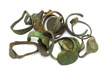 Medieval Viking Period Jewelry parts
