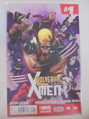 Wolverine and the X-Men #1 (Vol 2) Marvel VF Comics Book
