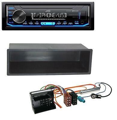 JVC MP3 Bluetooth USB AUX Autoradio für Peugeot 207 307 Expert Partner