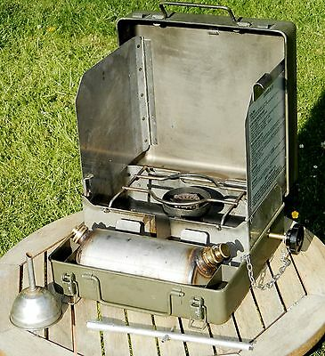 British Army Portable Military Field Stove Cooker No12