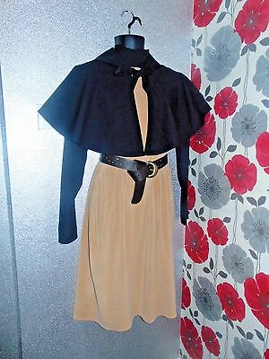 Quality Hand Crafted Medieval Merchant Style 4 Piece Unisex Outfit Size L