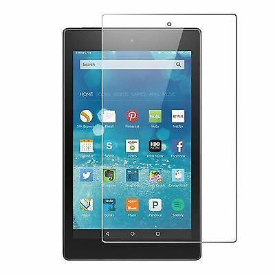 For Amazon Fire HD 8 8 inch Tablet 2018 / 2017 Tempered Glass Screen Protector