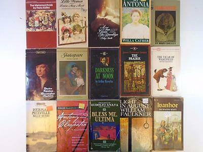 53 Classic Literature Fiction Books~ The Three Musketeers ~Paperback Lot 337