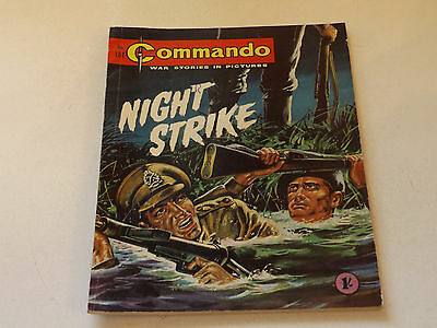 Commando War Comic Number 151,1965 Issue,v Good For Age,52 Years Old,very Rare.