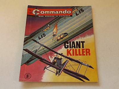 Commando War Comic Number 153,1965 Issue,v Good For Age,52 Years Old,very Rare.