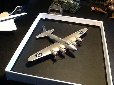 Vintage Dinky aircraft No 62G Boeing Flying Fortress