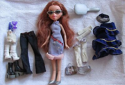 Fully Dressed Bratz Doll With Accessories                                   (B6)