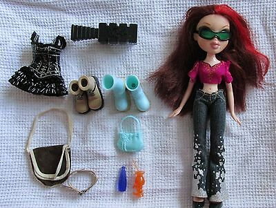 Fully Dressed Bratz Doll With Accessories                                   (B1)