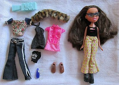 Fully Dressed Bratz Doll With Accessories                                   (B5)