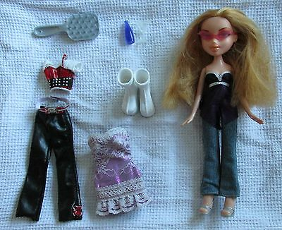 Fully Dressed Bratz Doll With Accessories                                   (B2)