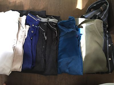 Job Lot Of Men's T-shirts & Skirt Ranging From Small To XXL Next, H&M