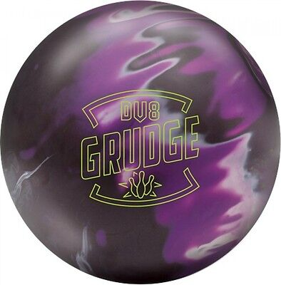DV8 Grudge High Performance Bowling Ball Reactive