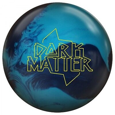 900 Global Dark Matt Bowling ball Reactive with Hook