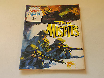 WAR PICTURE LIBRARY NO 556!,dated 1969!,V GOOD for age,great 48!YEAR OLD issue.