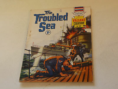 VALIANT PICTURE LIBRARY,NO 57,1965 ISSUE,V GOOD FOR AGE,52 yrs old,V RARE COMIC