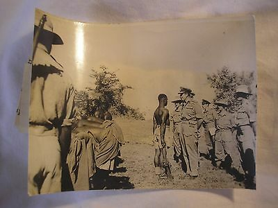 British Army Far East Burma West African Division History Lord Mountbatten Visit