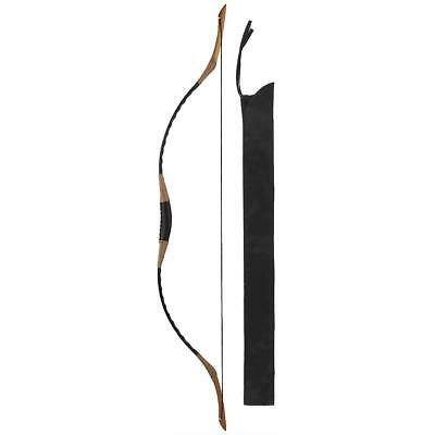 20-110lbs China Ali Bow Handmade Hungarian Longbow Archery Hunting Recurve Bow