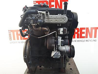 2005 AUDI A3 8P BKD 1968cc Diesel Automatic Engine with Pump Injectors & Turbo