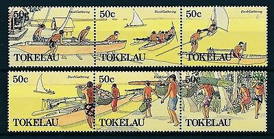 [K5108] Tokelau 1989 : Good Set of Very Fine MNH Stamps