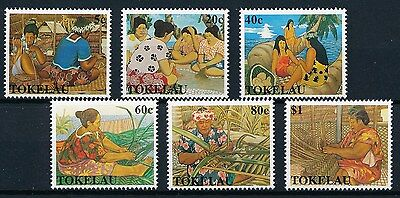 [K5110] Tokelau 1990 : Good Set of Very Fine MNH Stamps