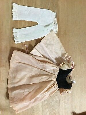 """Tagged Madame Alexander """"Snow White"""" Doll Dress For App' 15.5"""" Composition Doll"""