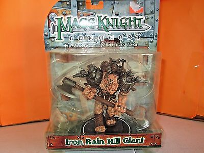 Wizkids Mage Knight Conquest Iron Rain Hill Giant Figure New in Package