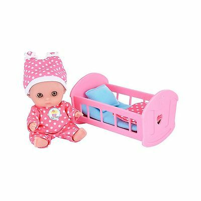 NEW Cup Cake Lil' Cutesies Bedtime Doll - Pink