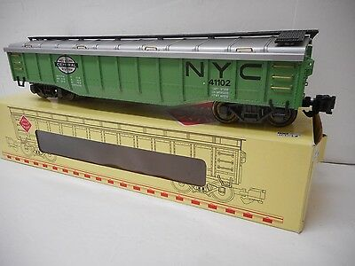 Aristo-Craft ART-41102 NYC Covered Gondola Car w/ Metal Wheels G Scale
