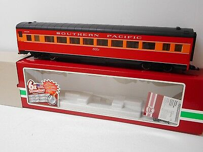LGB 34570 Southern Pacific Daylight Streamliner Passenger Car  G Scale