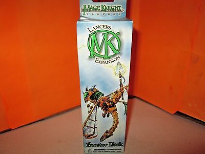 Wizkids Mage Knight Lancers Expansion Booster Pack SEALED