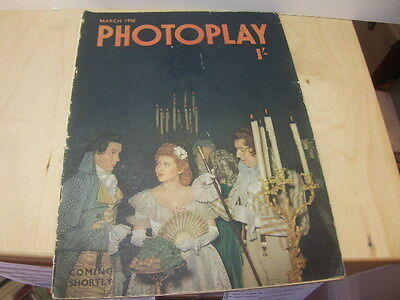 Photoplay magazine Vol.1 No.1 March 1950 issue
