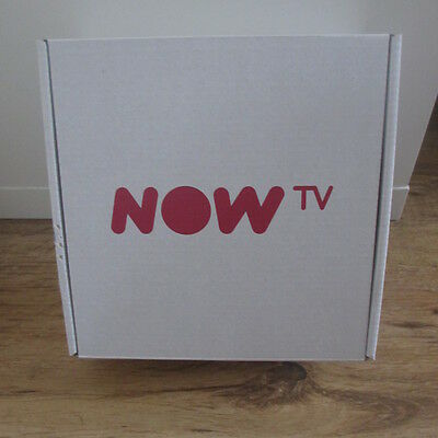NOW TV Box Digital HD Media Streamer - NO PASS