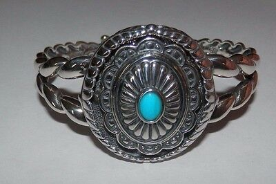 Carolyn Pollack American West Magnet Interchangeable Turquoise Bracelet SMALL