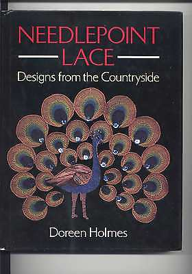 Needlepoint Lace Designs From The Countryside  Lace  Book