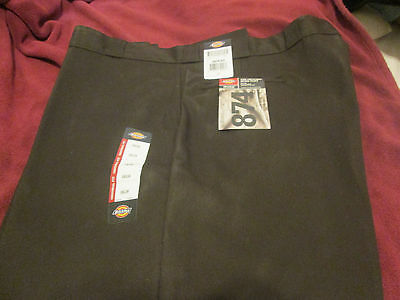 Big Man 56 X 30 Dickies 874 Hd Pants Nwt Mint Polyester Cotton Work Wear Quality